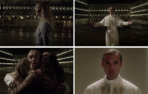 """The young pope"" de Paolo Sorrentino"