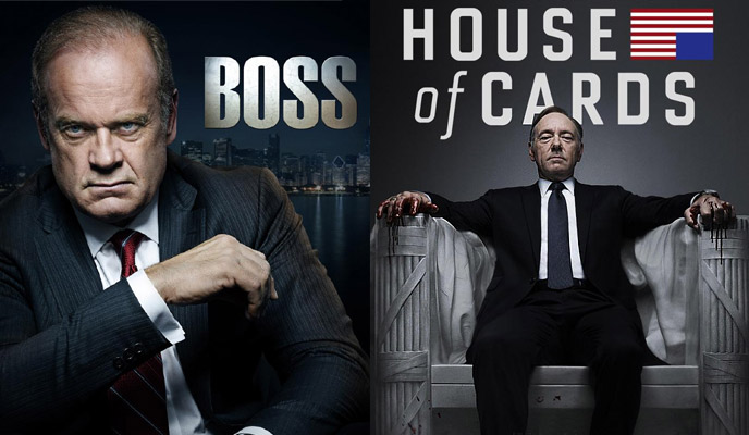 Carteles: Boss versus House of Cards