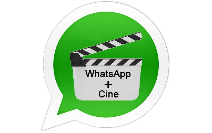 Whatsapp y cine