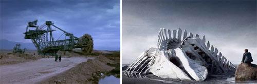 """""""Paisaje en la niebla"""" (Theo Angelopoulos) y """"Leviatán"""""""