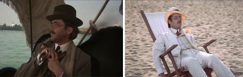 """""""Muerte en Venecia"""" (Visconti)"""