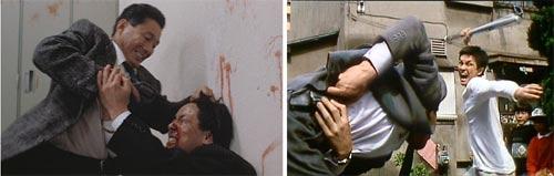 """""""Violent Cop"""" (""""Sono Otoko Kyobo ni Tsuki"""", Takeshi Kitano)"""