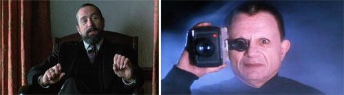 """""""El corazón del ángel"""" de Alan Parker y """"Carretera Perdida"""" de David Lynch"""