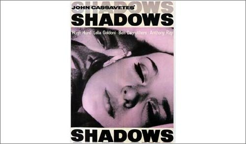 """Shadows"" de John Cassavetes (1959) - Cartel"