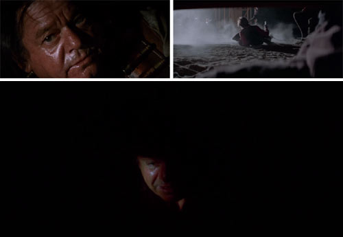 """Infierno de cobardes"" (""High plains drifter"") de Clint Eastwood"