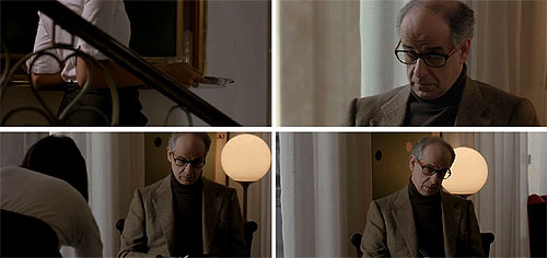 Las consecuencias del amor (Sorrentino, 2004)